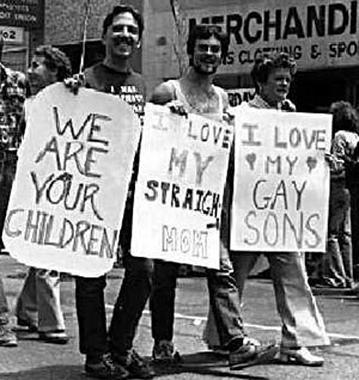 Gay activist human rights