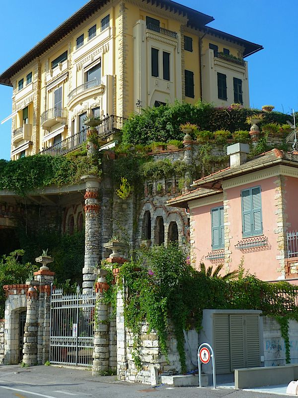 A Walk from Santa Margherita to Portofino