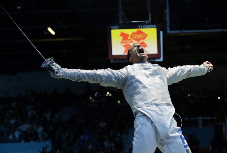 Diego Occhiuzzi London Olimpic 2012#