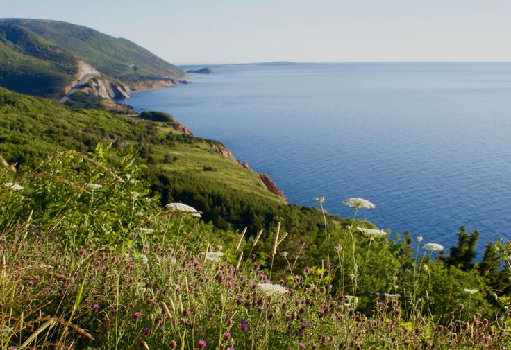 The Breathtakingly Beautiful Cabot Trail NS