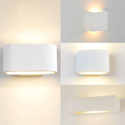 120° 3W LED Wandleuchte Warmweiß Deckenleuchte Wandstrahler Flurlicht Wandlampe in Möbel & Wohnen, Beleuchtung, Wandleuchten | eBay