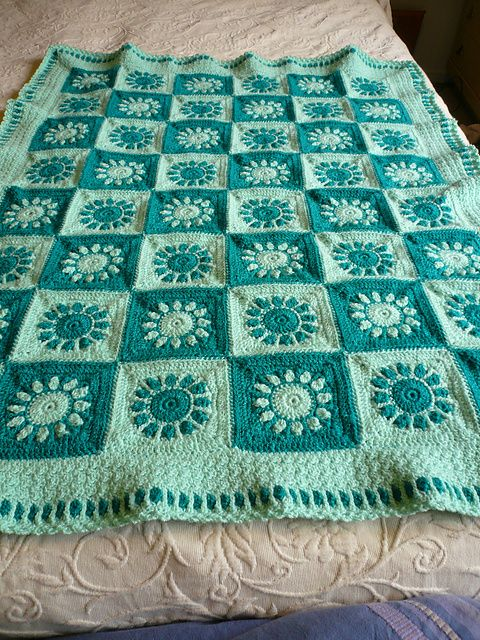 Sunrise Sunset Afghan by Dorothy Warrell free crochet pattern on Ravelry at http://www.ravelry.com/patterns/library/sunrise-sunset-afghan