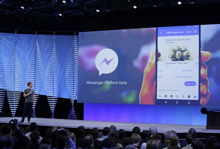Will bots be the new apps? Facebook hopes so.
