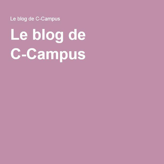 Le blog de C-Campus