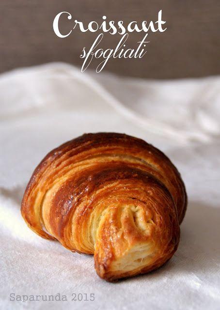 Saparunda's kitchen: Di giubileo, croissant sfogliati, e tempo che non c'è... ovvero un CROISSANDWICH