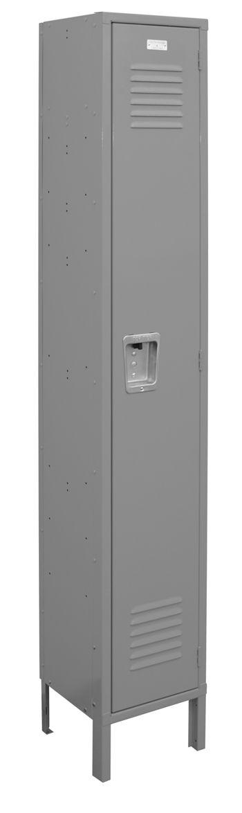 Single Locker - 12W x 18D x 78H | National Business Furniture