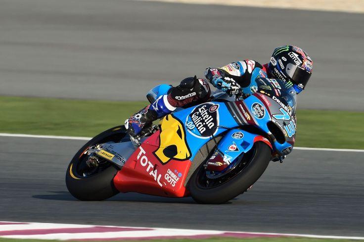 Alex Marquez, Qatar Moto2 2015