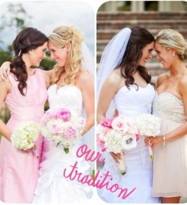 best friend wedding photos