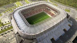 arena pernambuco 12 size 598 300x168 Kemewahan 12 Stadion Untuk Ajang Piala Dunia Brasil 2014