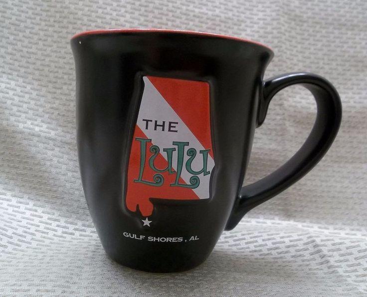 The LuLu Coffee Mug Over-Sized Cup LuLu's Restaurant Gulf Shores AL
