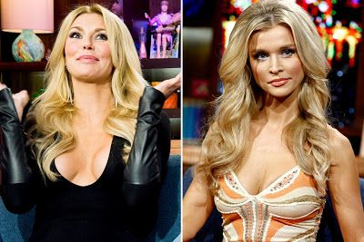 Brandi Glanville Says Joanna Krupa Should Just Deal With 'Smelly P***y' Comment Rather Than Sue Her Over It!