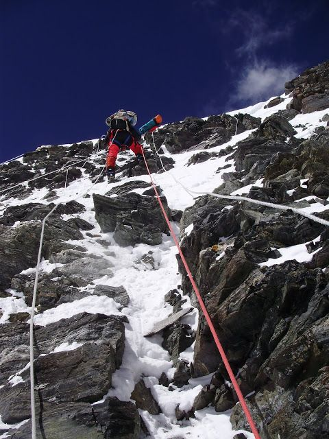 Mount Everest, 8850m - David Fairweather - Geneva Spur