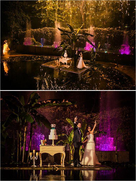 garden wedding venues @weddingchicks