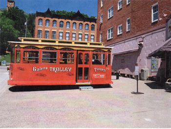 Galena Il Haunted Trolley Tours