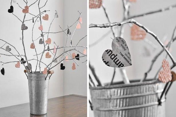 Valentijns boompje. Gevonden op: celebrations.com