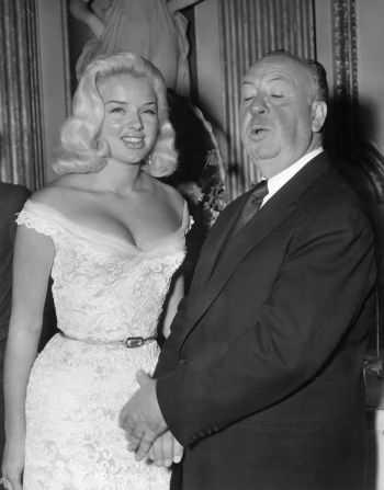 Alfred Hitchcock, Diana Dors