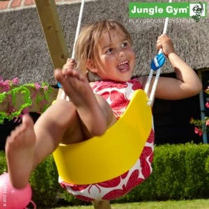 Sling swing for a Jungle Gym