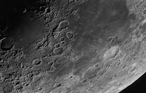 Luna - 2015-04-23 21:27 - Santbech to Langrenus  Technical card Imaging telescopes or lenses: Sky-Watcher Mak 127mm Imaging cameras: Canon 1100D Mounts: Sky-Watcher AZ Software: APT - Astro Photography Tool,  Registax,  Google+ Photo Editor,  Planetary Imaging Pre-Processor (PIPP) Date: April 23, 2015 Time: 21:27 Frames: 150 Focal length: 1500