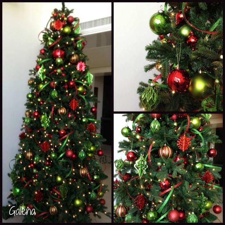 342 best images about no l on pinterest christmas trees - Decoracion de arbol de navidad ...