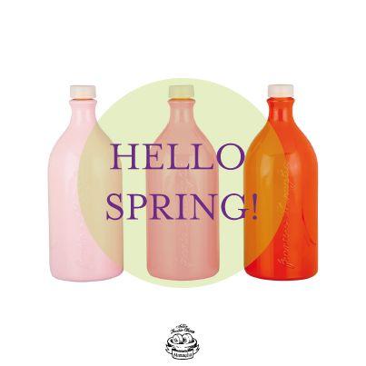 La #primavera porta nuove idee e...nuovi colori!