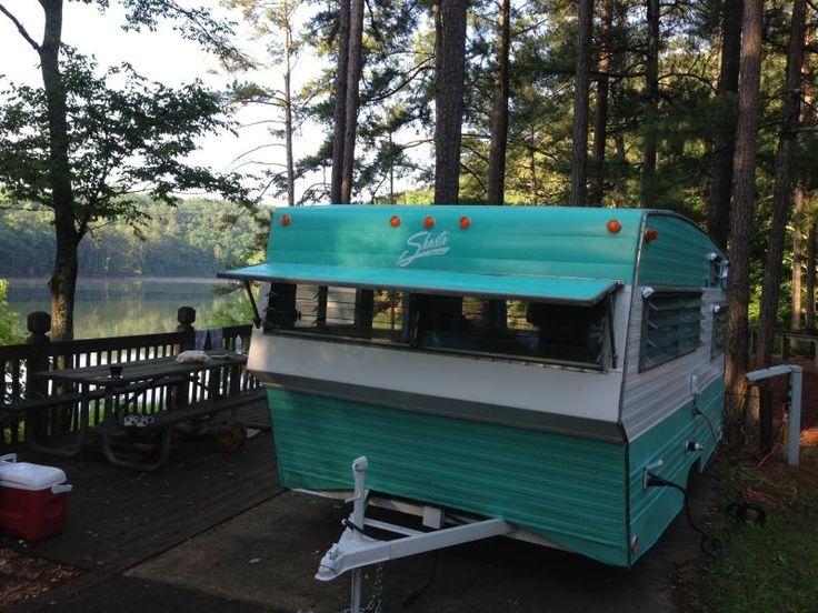 Rv Campers For Sale >> DB Vintage Campers - Restoration Services | Camper ...