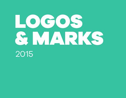 """Check out new work on my @Behance portfolio: """"LOGOS & MARKS 2015"""" http://be.net/gallery/32555029/LOGOS-MARKS-2015"""