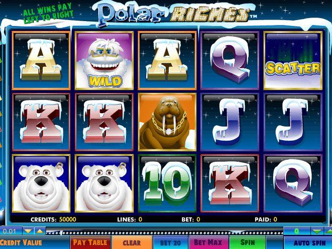 Polar Riches - http://freeslots77.com/pt/caca-niquel-polar-riches-gratis-online - http://freeslots77.com/pt