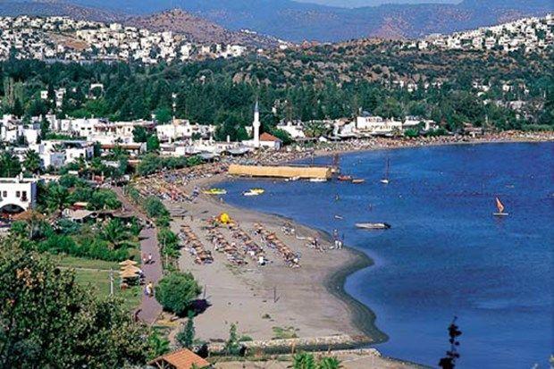 , Bitez Bodrum, Muğla-Turkey.