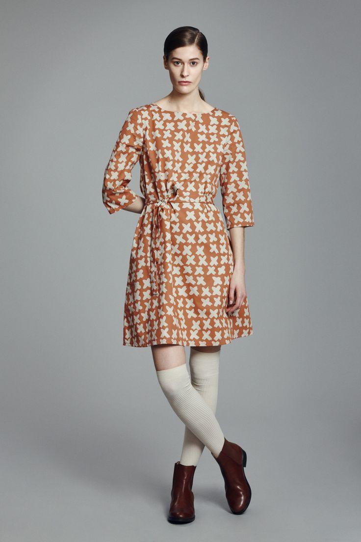 Samuji - finch dress aw2015