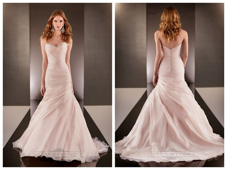 Fit and Flare Cross Sweetheart Neckline Ruched Bodice Wedding Dresses http://www.ckdress.com/fit-and-flare-cross-sweetheart-neckline-ruched-  bodice-wedding-dresses-p-411.html  #wedding #dresses #dress #lightindream #lightindreaming #wed #clothing   #gown #weddingdresses #dressesonline #dressonline #bride