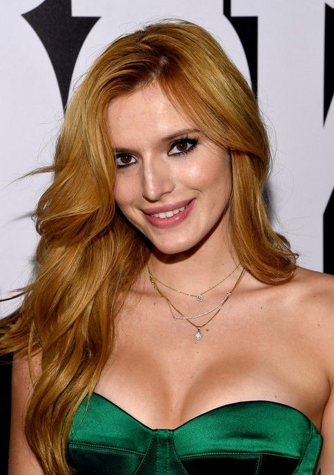 Bella Thorne Hairstyle for Thick Wavy Hair