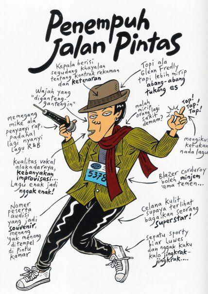 Edisi: Penempuh Jalan Pintas By:  Benny Rachmadi Media: Buku 100 Tokoh yang Mewarnai Jakarta  Terbit: Februari 2008