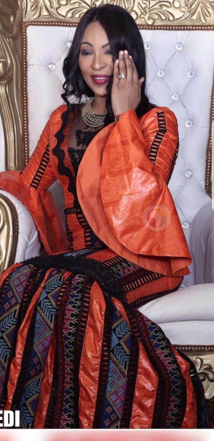 Les 2398 meilleures images du tableau Bazin brode sur Pinterest | Femmes africaines, Mode ...