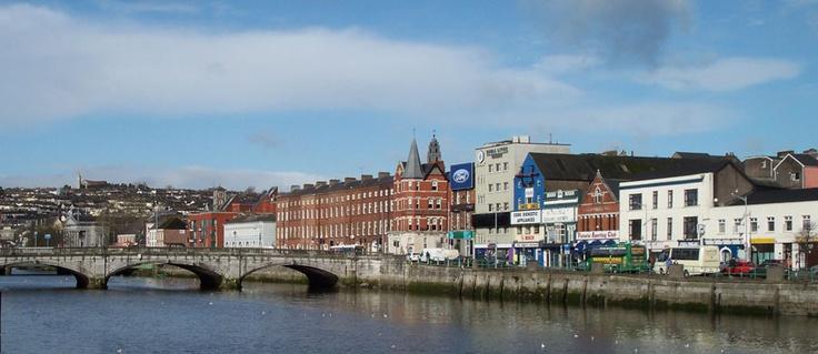 Patrick's Bridge, Cork - 2012 (Philip O'Rourke)