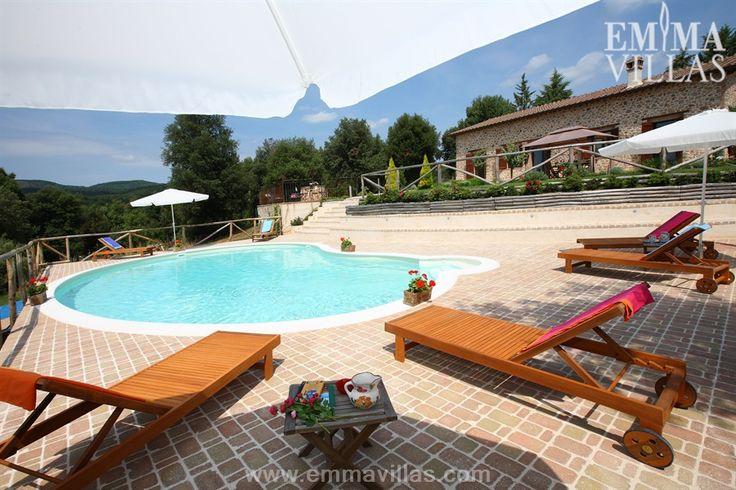 Rent Villa L'Ovile 4+2 at Sovicille Siena in Tuscany | Emmavillas.com
