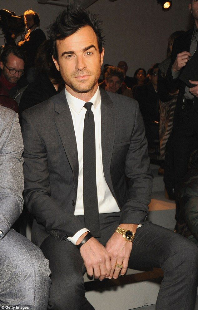 Justin theroux-why is he so perfect just the rights amounts of bad boy and class
