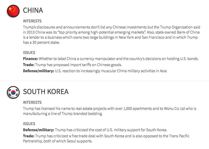 The Trump Organization has stepped up its international deal-making in recent years. Many deals are in countries where the line between business and politics is often fuzzy and where the United States faces some tough foreign policy decisions.