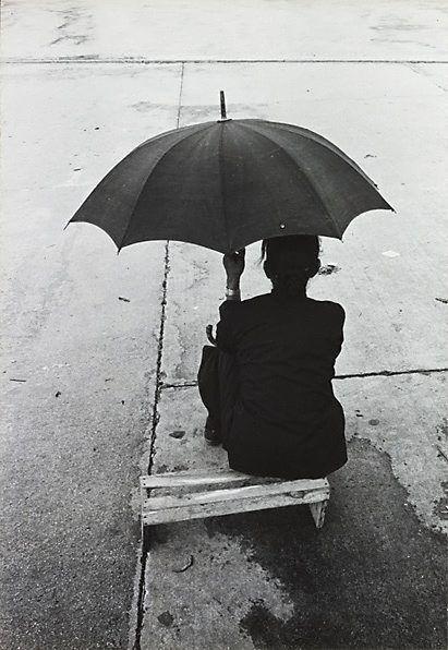 by David Moore (1927-2003) - Woman in Hong Kong, 1961.