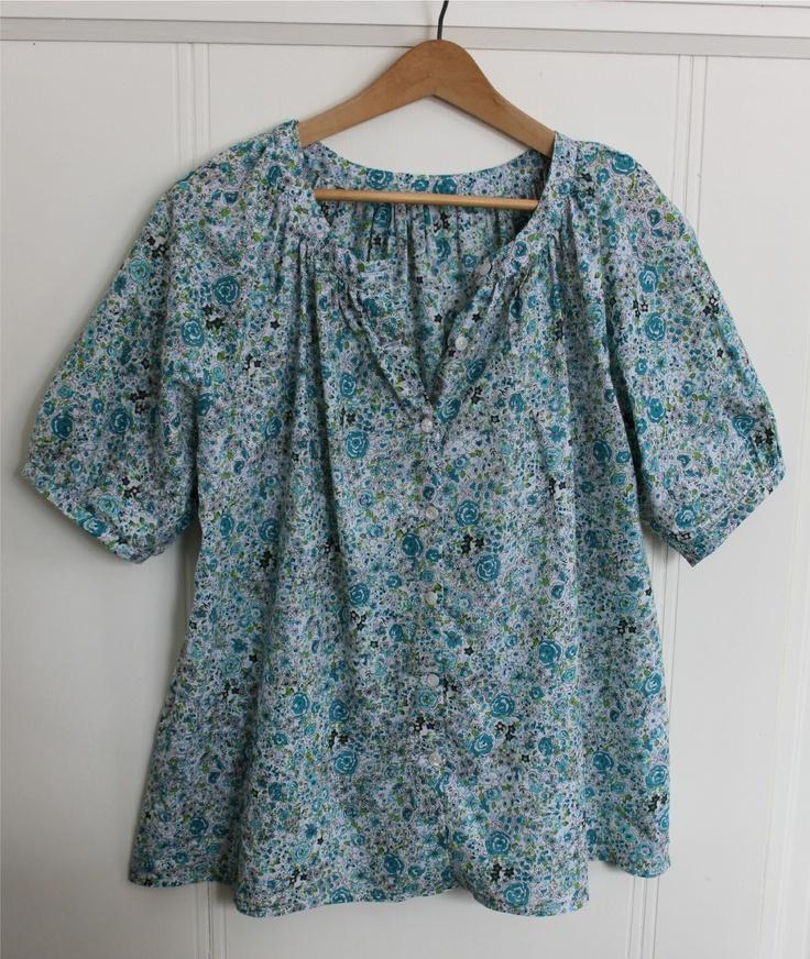 Stylish Dress Book - blouse D