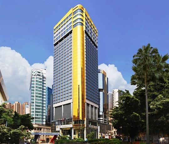 Intrepidholidays - Regal Hongkong Hotel