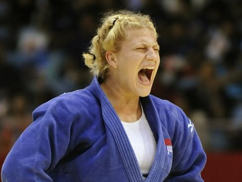 Kayla Harrison, USA Judo Gold Medalist