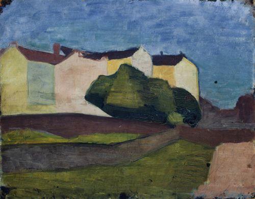 Ivan Agueli, Husgavlar. Omkr. 1912