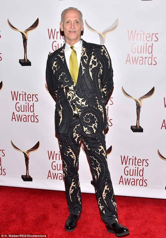 Baroque pantsuit:The Alvin and the Chipmunks actor will next perform his Filthy World sho...