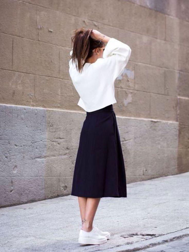 Fashion Fix: Midi rok