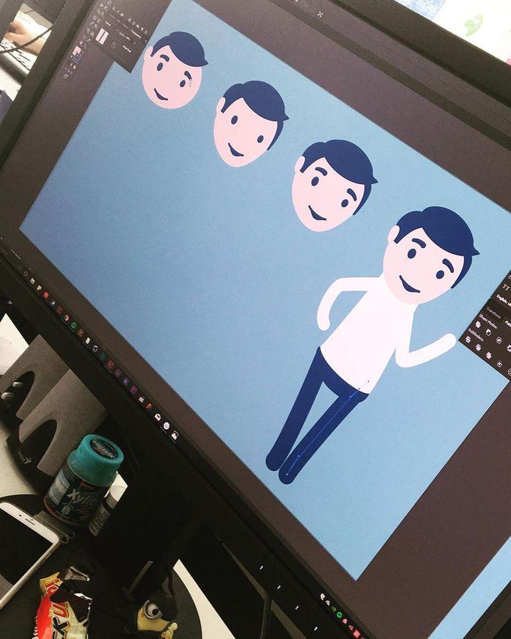 Video in the making! Na, welcher von den Vieren ist euer Favorit? #vdbst #erklä…  Video in the making! Na, welcher von den Vieren ist euer Favorit? #vdbst #erklärvideos #erklärvideo #comic #makingof #zeichnung #animieren #design #designen #atwork #work #büro #office #agentur #darmstadt #hessen #deutschland #videoboost #instagram