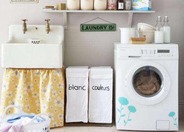 Πώς να καθαρίσεις το πλυντήριό σου σε 5 βήματα!