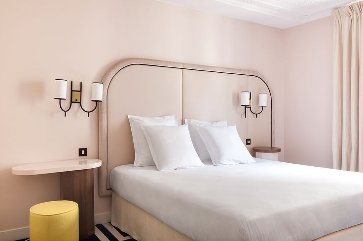 A Pastel-Hued Parisian Hotel is Our Newest Design Destination - Sight Unseen