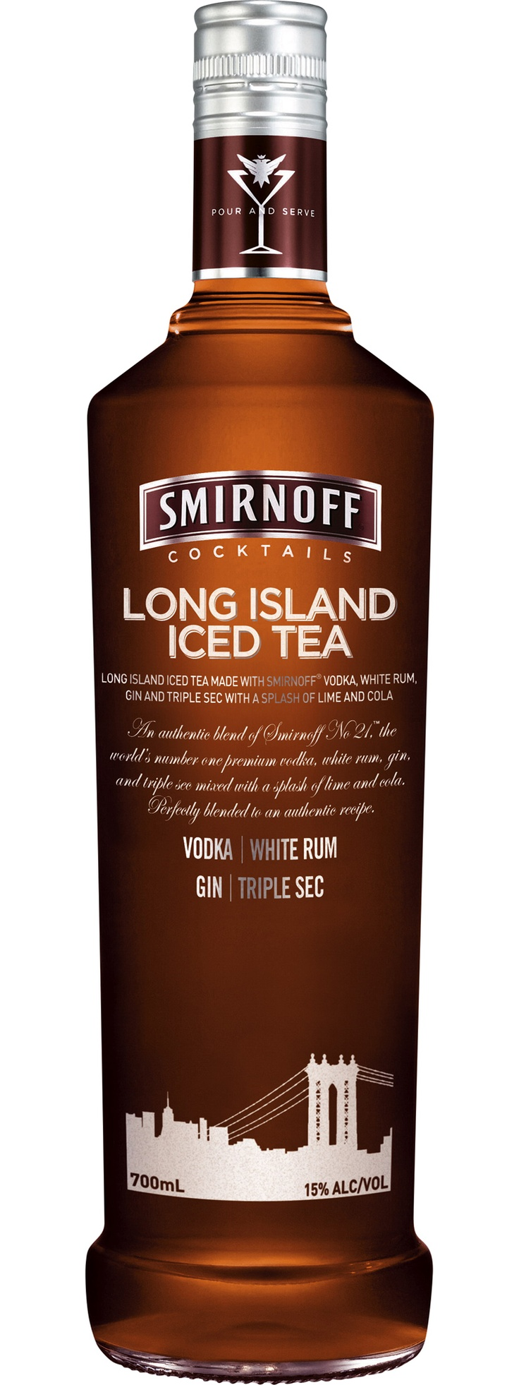 Smirnoff Long Island Iced Tea | Dan Murphy's | Buy Wine, Champagne, Beer & Spirits Online