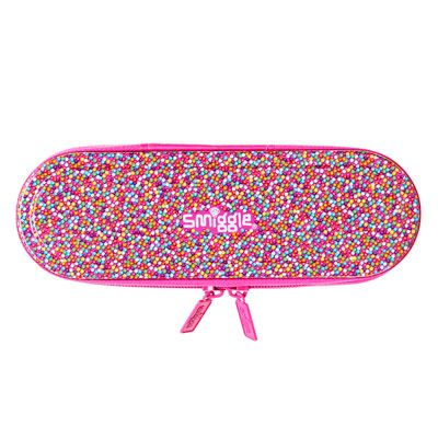 Zip Tin Pencil Case from Smiggle - sprinkles