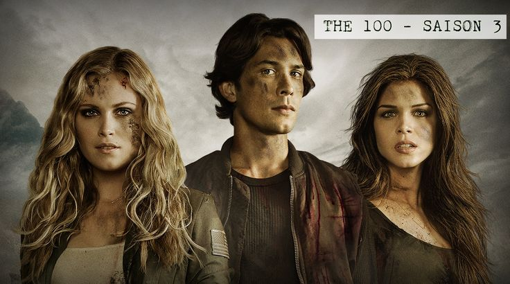 Le tout nouveau trailer de la Saison 3 The 100 vient de sortir. Nous sommes contents et impatients de découvrir la troisième saison de cette série de fous.